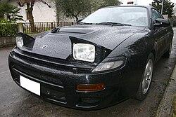 1992 Toyota Celica GT-Four Carlos Sainz Limited Edition (ST185)