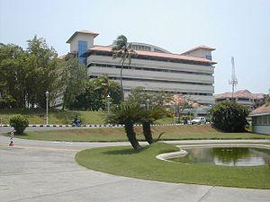 Kazhakoottam -  Technopark campus in Kazhakoottam