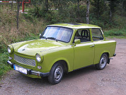 Image result for Trabant 601