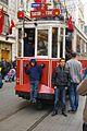 Tramvay in der Istiklal Caddesi.jpg