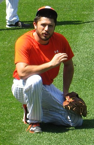 Travis d'Arnaud - d'Arnaud with the Mets in 2016