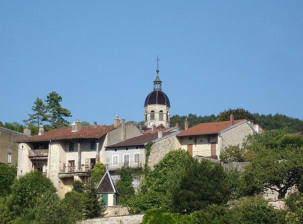 Photo de la ville Val-Revermont