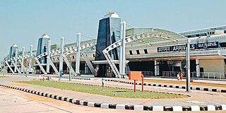 Tiruchirappalli International Airport International airport in Tiruchirapalli, India
