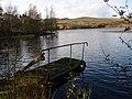 Troquhain Loch. - geograph.org.uk - 1009255.jpg