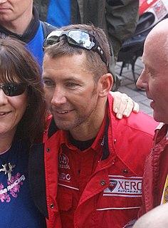 Troy Bayliss Australian motorcycle racer