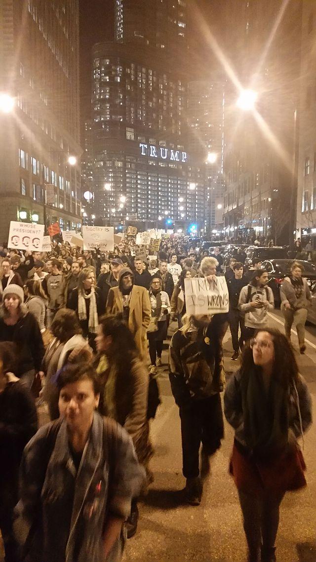 Trump_Protest_Chicago_5.jpg: Trump Protest