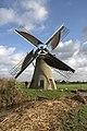 Tuinder- of Kogjespolder - Molen De Kok met vier halve zeilen, foto 2.jpg