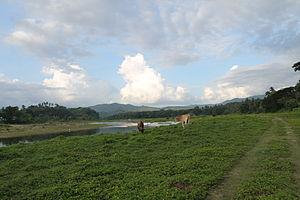 Boac, Marinduque - Boac River in Barangay Tumapon