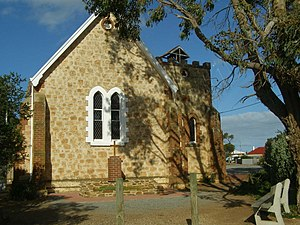 Tumby Bay, South Australia - Anglican church, Tumby Bay