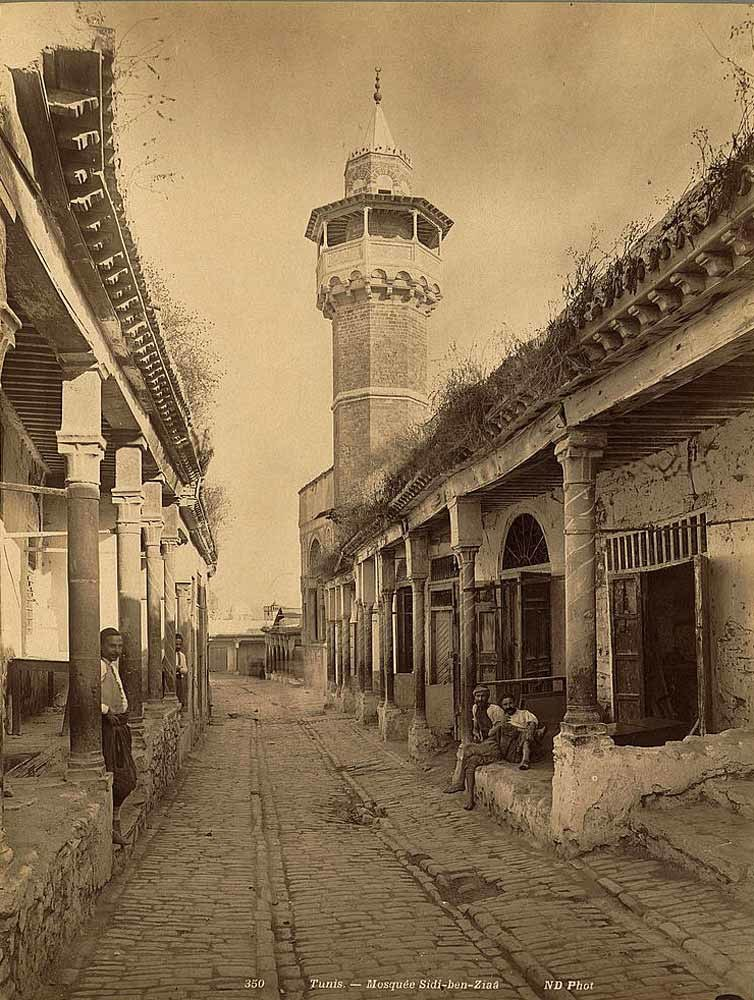 Tunis sidi ben ziad 1900