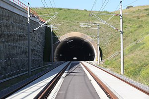 Tunnel Augustaburg