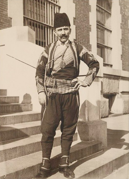 Turkish immigrant in New York