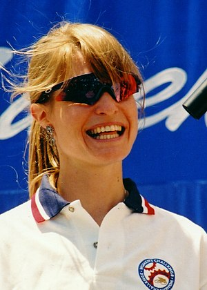 Rebecca Twigg - Twigg at the 1999 Women's Challenge