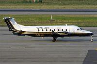 F-GLNK - B190 - Twin Jet