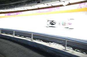 Latvia at the 2014 Winter Olympics - Latvian two-man sled
