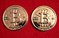 Two Casascius 25 BTC Gold Rounds by Gage Skidmore 3.jpg