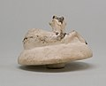 Two Handled Jar and Lid decorated with a Resting Calf MET 22.2.32b back.jpg