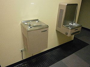 Water cooler - Wall-mounted water dispensers