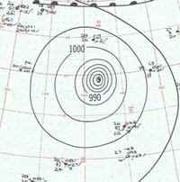 伊勢湾台風(1959年9月23日15時)