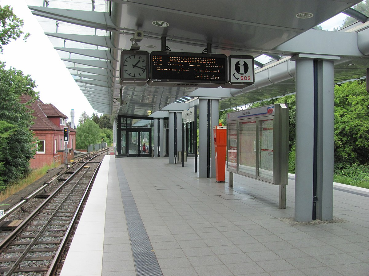 trabrennbahn hamburg u bahn station wikipedia. Black Bedroom Furniture Sets. Home Design Ideas