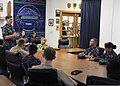 U.S. Navy Adm. Mark Ferguson, standing, vice chief of Naval Operations, speaks to Sailors with the Coalition of Sailors Against Destructive Decisions, who are assigned to commands within Navy Region Northwest 130822-N-ZY850-012.jpg
