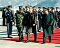 U.S. Secretary of Defense William Cohen in South Korea, January 1998.jpg