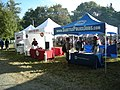UIATF Pow Wow 2009 - fire & police recruiting booths.jpg