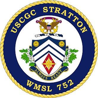 USCGC Stratton - Image: USCGC Stratton