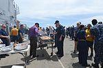 USS Bonhomme Richard steel beach picnic 120930-N-XY604-001.jpg