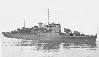 USS <i>Casco</i> (AVP-12) American ship