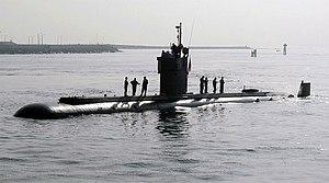 USS Dolphin (AGSS-555) - USS Dolphin (AGSS-555)