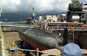 USS Greeneville (SSN 772) - dry dock Pearl Harbor (2).jpg