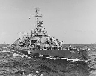 USS <i>Harrison</i> (DD-573)
