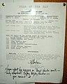 USS Missouri - Schedule of Final Day (6180128435).jpg