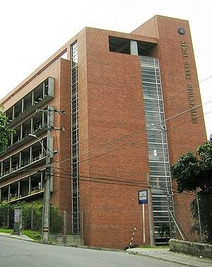 Universidad Santo Tomas Tunja