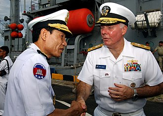 Cooperation Afloat Readiness and Training - CARAT Cambodia 2011 (Oct. 20, 2011)
