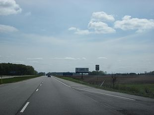 U.S. Route 30 in Indiana