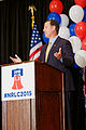 US Senator of PA Rick Santorum at Northeast Republican Leadership Conference June 2015 in Philadelphia PA by Michael Vadon 08.jpg