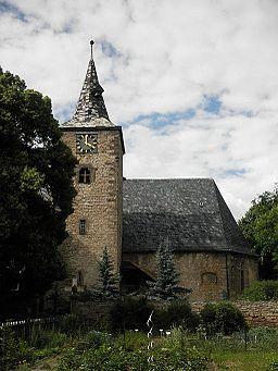 Udestedt Kirche