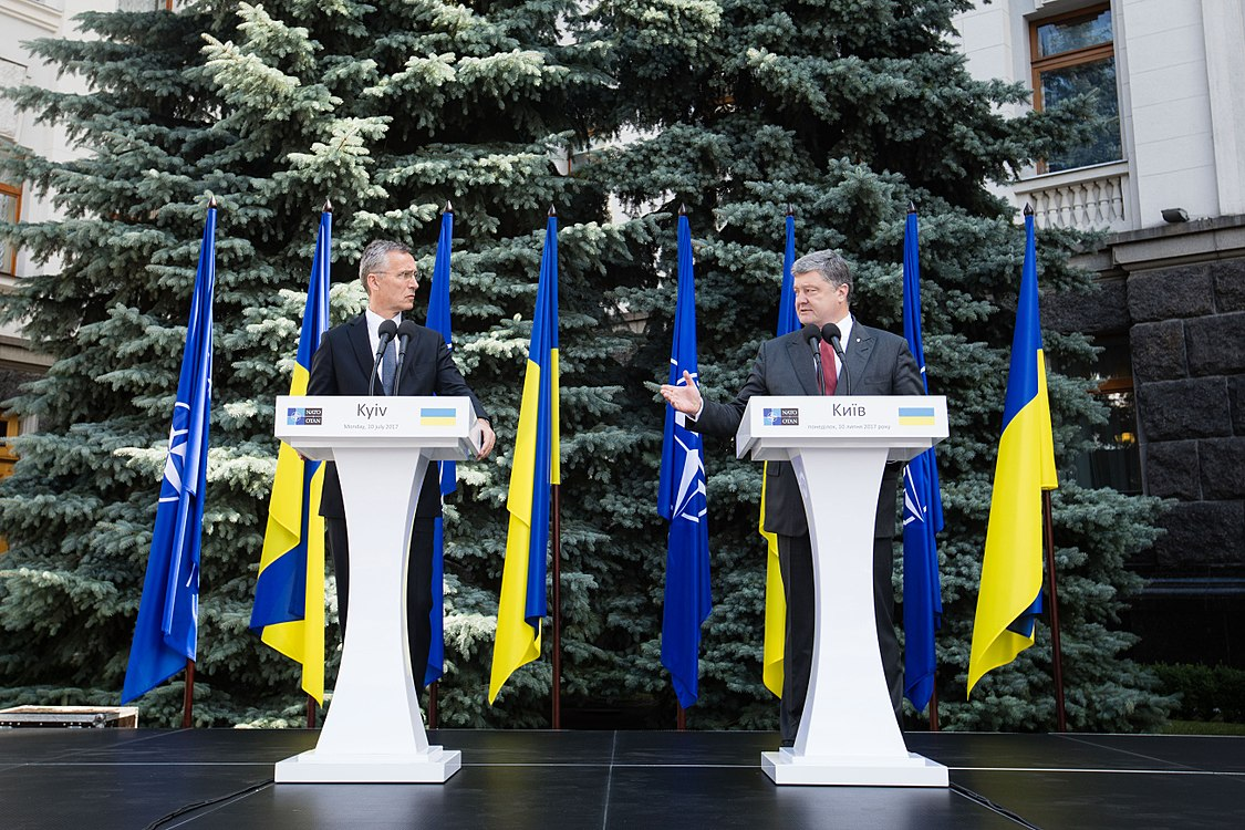 Ukraine – NATO Commission chaired by Petro Poroshenko (2017-07-10) 43.jpg