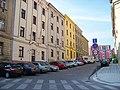 Ulice Mrázovka, od ulice Na Zatlance.jpg