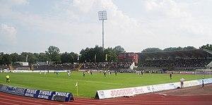 Donaustadion - Image: Ulm Donaustadion 1