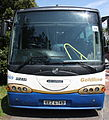 Ulsterbus Goldliner, Comber, July 2011 crop.jpg