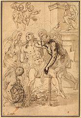 Umučení sv. Vavřince (Karel Škréta)