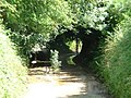 Under the arch - geograph.org.uk - 498646.jpg