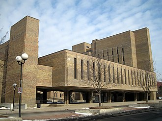 University of Michigan School of Dentistry - Image: University of Michigan School of Dentistry 2