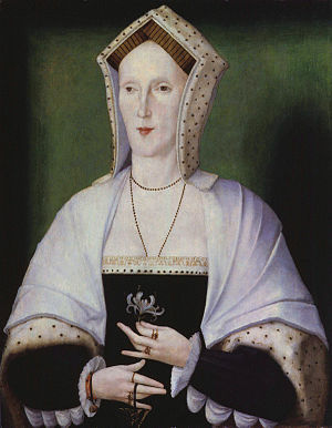 George Plantagenet, 1st Duke of Clarence - Image: Unknown woman, formerly known as Margaret Pole, Countess of Salisbury from NPG retouched