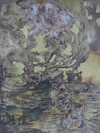 James F. Walker - Image: Untitled Collage by James F. Walker