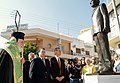 Unveiling of Karatheodoris statue.jpg