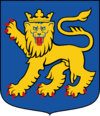 Coat of arms of Uppsala